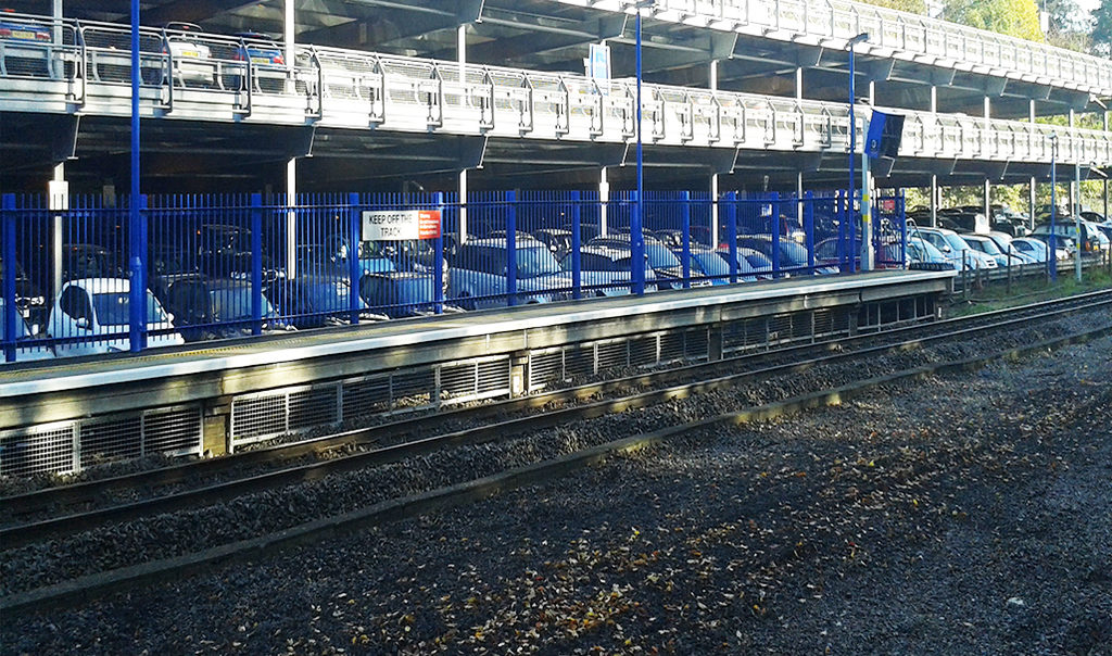 Chiltern Platform Reconstruction | Projects | MPB